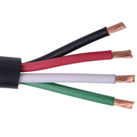 CABLE 14 AWG 41 X 30 BC / AWM  105
