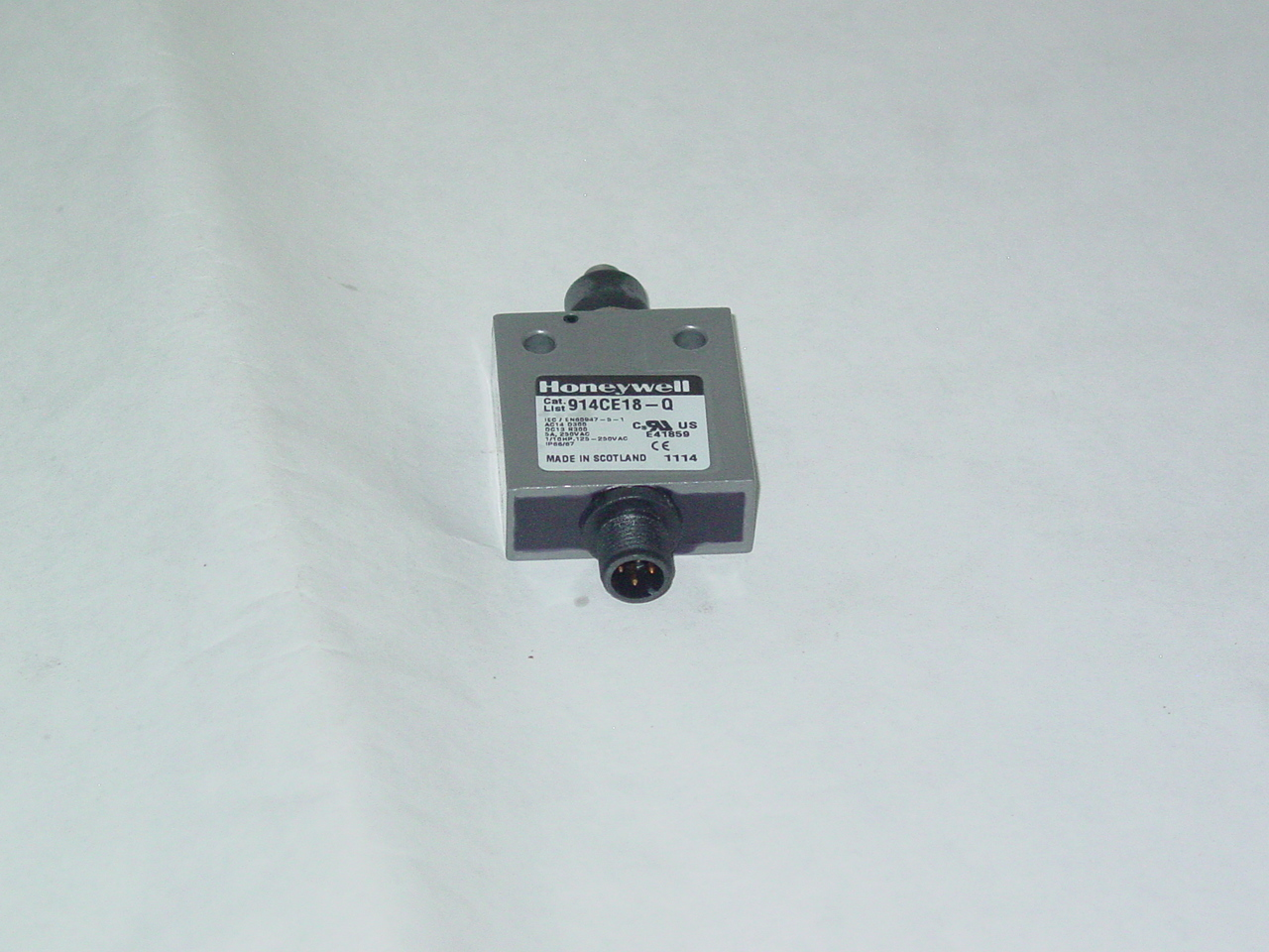 INTERRUPTOR HONEYWELL MICRO SWITCH SERIE 914CE