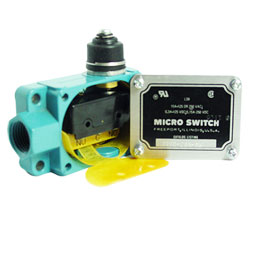 INTERRUPTOR HONEYWELL MICRO SWITCH SERIE BAF/DTF