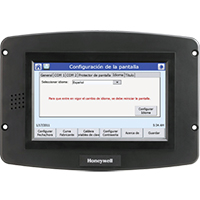 PANTALLA TACTIL HONEYWELL