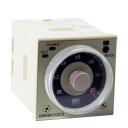 TIMER OMRON  8 PINES 1/16 DIN